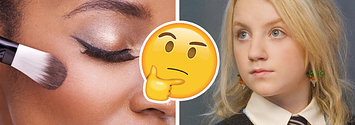 Create A Makeup Look And We'll Tell You Which Hogwarts House You Truly Belong In