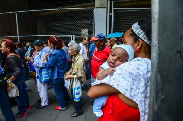 Things Are So Bad In Venezuela That People Are Walking To Brazil For Medicine
