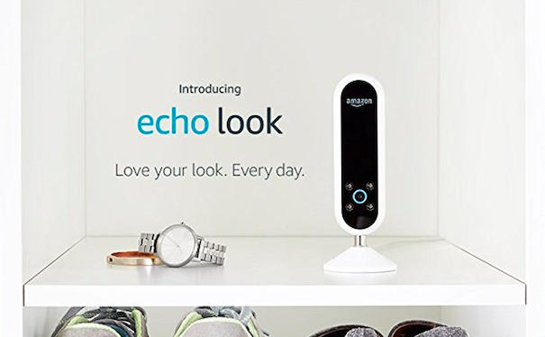 Well the 2017 version is here. Amazon just released the Echo Look, which is a