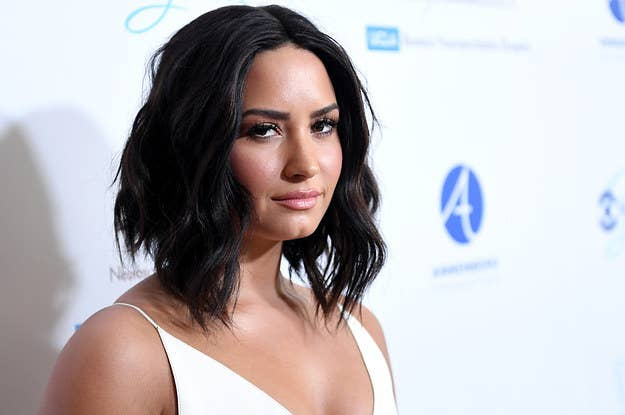 Demi Lovato's New Tiny Tattoo Is A Sweet Reminder To Love