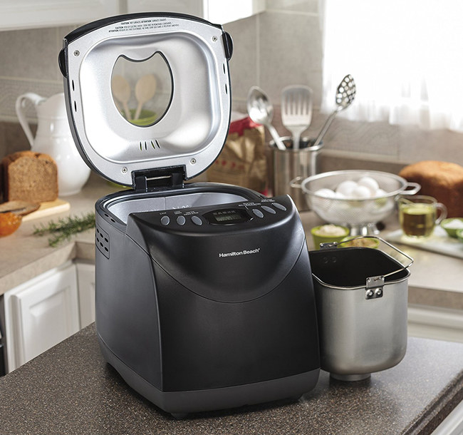 let your love of bread be known u2014 at least in your kitchen u2014 with a twopound bread maker that includes a setting to make glutenfree loaves
