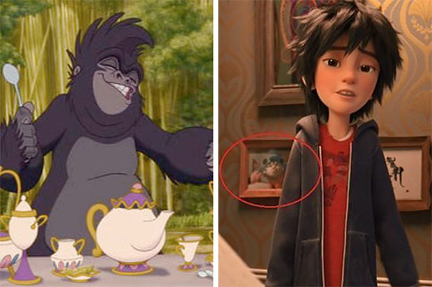 19 Little Disney Movie Details That Will Blow Your Damn Mind