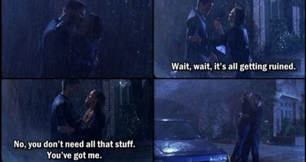 """One Tree Hill, """"The Wind That Blew My Heart Away,"""" Season 3, Episode 13"""