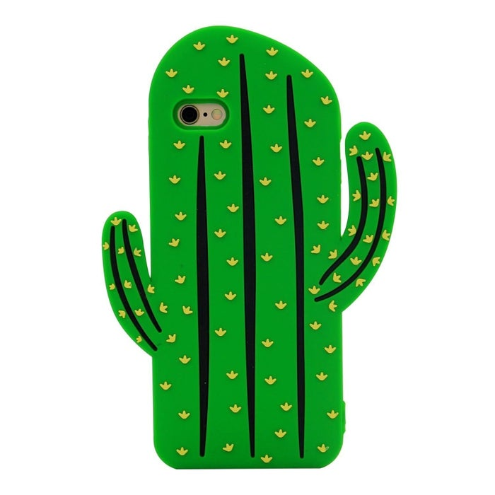 """Promising Review: """"This is my favorite iPhone case. I LOVE it! A little silly, which is exactly what I like about it. Protects it really well too!"""" —Amanda B.Get it from Amazon for $9.50 (available for iPhones 4-5SE)."""