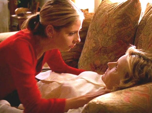 "Buffy the Vampire Slayer, ""The Body,"" Season 5, Episode 16"