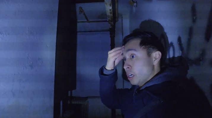 Image result for ryan bergara screams