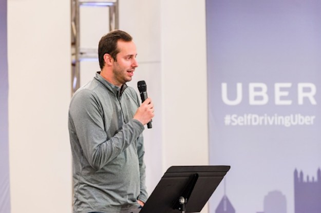 Uber's Self-Driving Head Steps Aside Amid Allegations He Stole Technology from Waymo