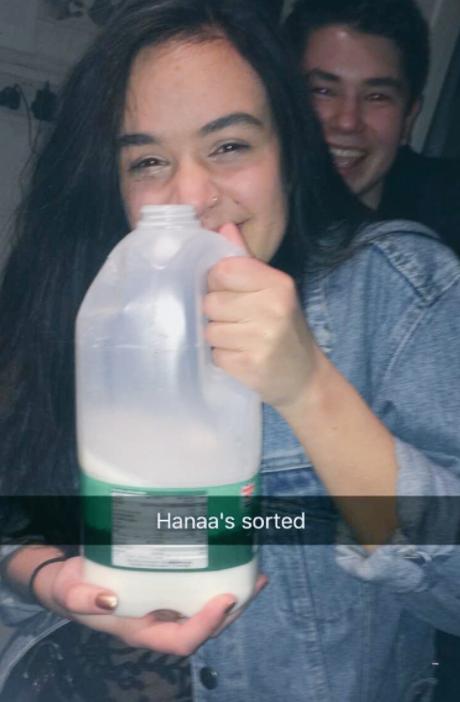 Drunk Teen Has 29