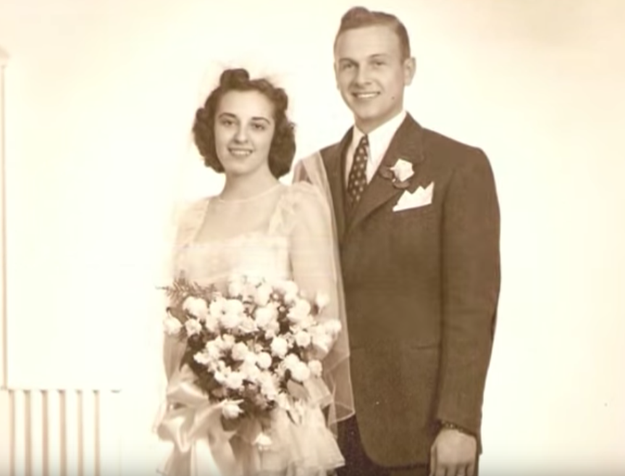 They met in the sixth grade and have been married for more than 75 YEARS!!!!