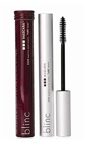 503531db750 Blinc Mascara to get a long-lasting hold that won't run, smudge, clump, or  flake (even if you cry or rub your eyes).