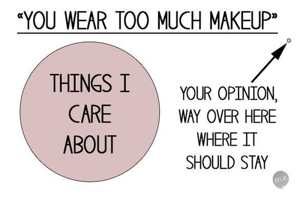 24 Jokes For Anybody Who Is Sick Of Being Told They Wear Too