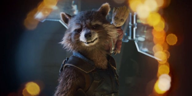 Ok, ya viste Guardians of the Galaxy Vol. 2 y probablemente la amaste.