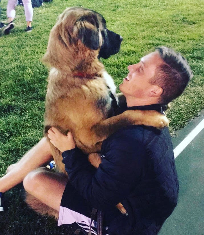 Tennessee resident Jeremy Rogers told BuzzFeed News he was elated when he received a text from the same Arkansas phone number earlier this week saying that his dog, Sam, had been found.