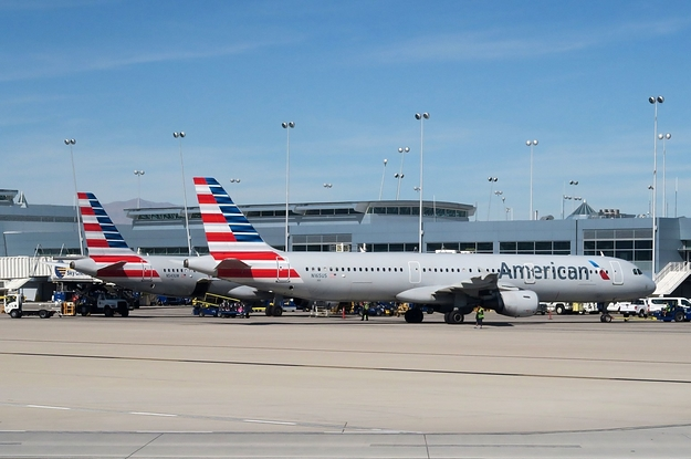 American Airlines Gave Workers A Raise And Wall Street Is Furious