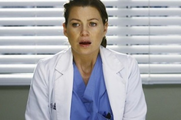 """Grey's Anatomy"" Almost Had A Completely Different Name"