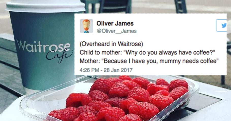 32 of the most middle class things overheard at waitrose for Pomegranate molasses sainsburys