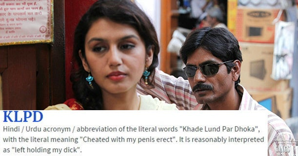 her expression meaning in hindi