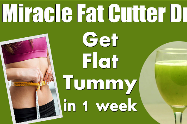 how to get back flat tummy in one week