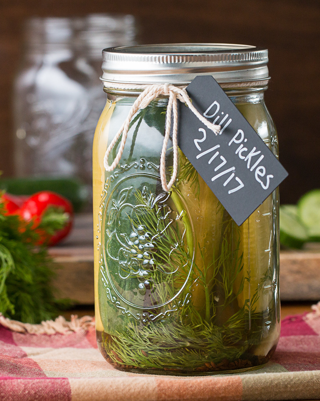 Make Your Own Pickles At Home With One Of These Recipes