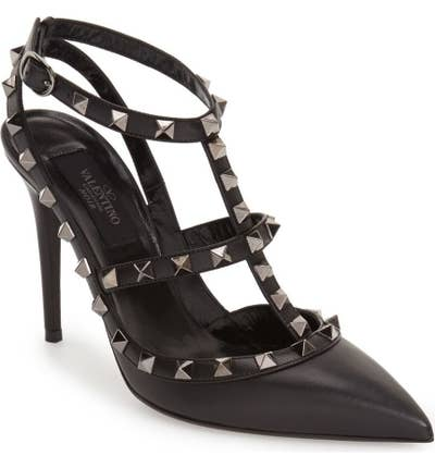 0c8126002512 These Valentino  Rockstud  pumps that ll have you feeling like a rock star.