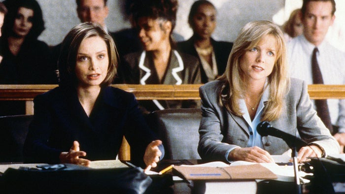 Long before Big Little Lies, David E. Kelley was responsible for this series about a lawyer with a complicated personal life — well, not quite as complicated as Celeste's. But Ally McBeal is also similar in the way it blended genres and used dream sequences and heightened reality to contrast its more grounded storytelling. —Louis Peitzman