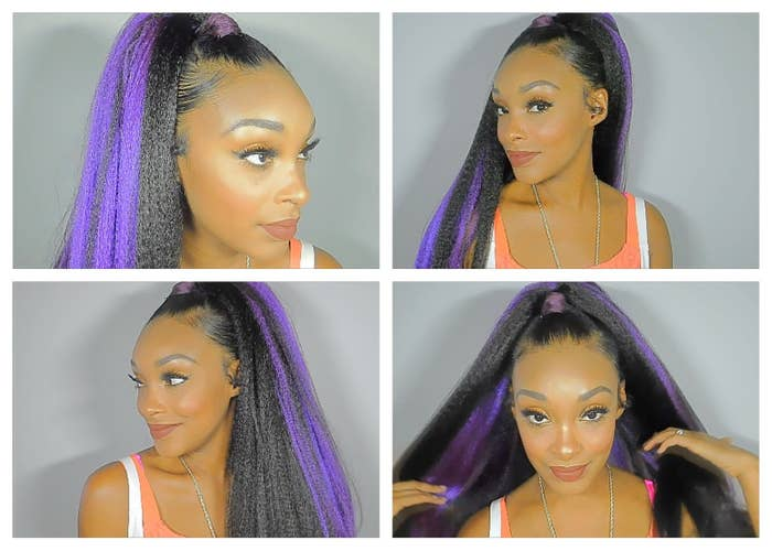 15 Easy Protective Hairstyles That Don T Require A Lot Of Skill Or Time