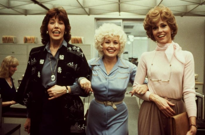 Starring three legends (Dolly Parton, Jane Fonda, Lily Tomlin), 9 to 5 can best be described as a second-wave feminist revenge romp against the patriarchy. And honestly, how fun is that? —Alanna Bennett