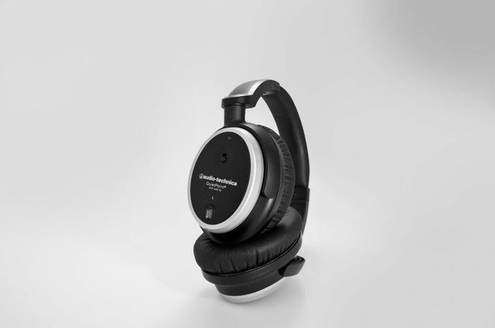 Promising review: 'The noise canceling on these headphones = amazing. Even without them connected, you can power them on and noise is significantly reduced.' —Chris RobertsPrice: $99