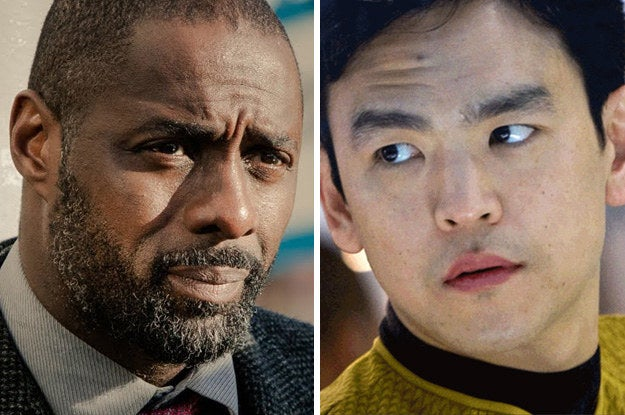 Both actors turn 45 this year! Elba's birthday is September 6, 1972, while Cho's is June 16, 1972.