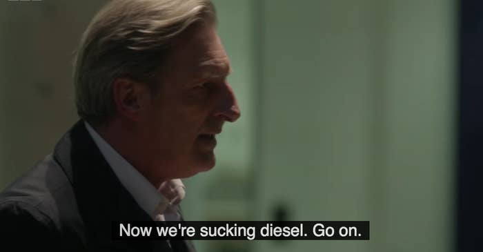 """Just 14 Wonderful Lines Of Dialogue From Ted In """"Line Of Duty"""""""