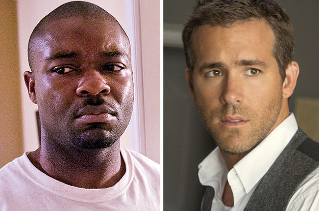 David Oyelowo and Ryan Reynolds: