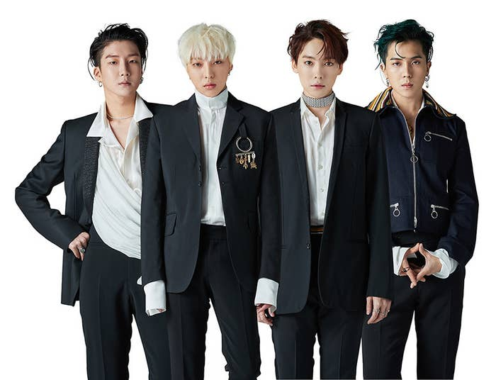 We Interviewed K-Pop Group Winner And Found Out Some Things You