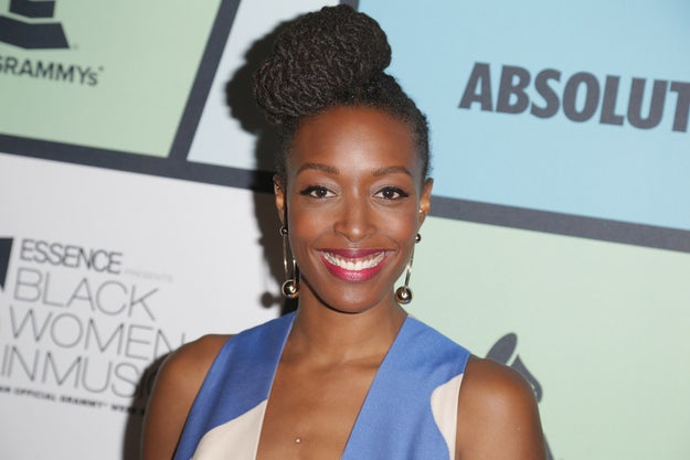 This is Franchesca Ramsey, who you might know from MTV Decoded or The Nightly Show With Larry Wilmore.