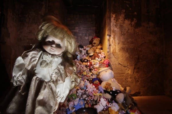 12 Creepy Scottish Urban Legends That Will Freak You Right Out