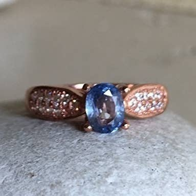 sapphire rings 27 sapphire engagement rings that are stunning af