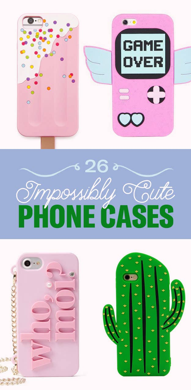 newest a7e69 10410 26 Of The Cutest Phone Cases You've Ever Seen