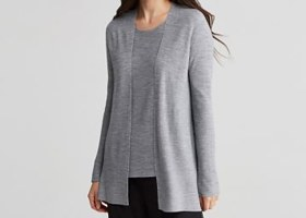Pick An Outfit From Eileen Fisher And We Ll Tell You Where