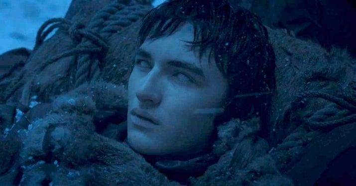 Na 6ª temporada, Bran descobre que os outros podem ouvi-lo quando ele está visitando o passado, mas não percebe que eles não conseguem entender o que lhes é dito. Ele tenta argumentar com o Rei Aerys Targaryen (o Rei Louco) em uma visão, mas o rei ouve apenas sussurros — que o levam à loucura. —amberw4