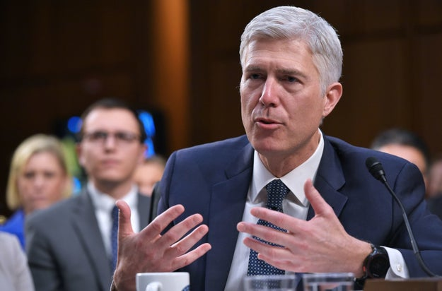 A Short Section In Neil Gorsuch's 2006 Book Appears To Be Copied From A Law Review Article