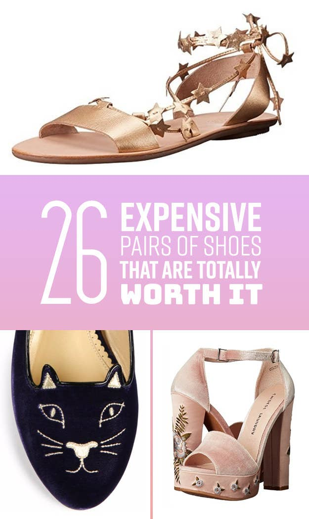 7de21cc569d27b 26 Expensive Pairs Of Shoes That Are Worth Splurging On