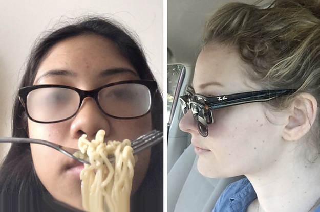 17 Things You Can't Get Away With If You Wear Glasses