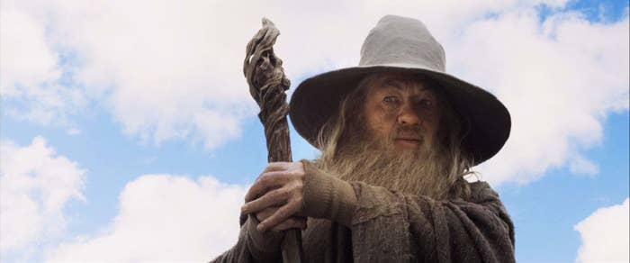 It seemed like an obvious choice: He's one of Britain's finest actors, has experience playing the wise wizard Gandalf in Lord of the Rings, and has even been mistaken for the actor who did play Dumbledore in public.