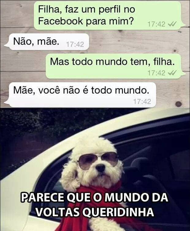 10 conversas hilárias do Whatsapp