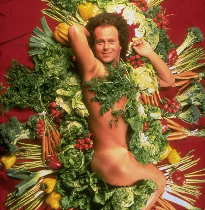 richard simmons vegetables. share on facebook richard simmons vegetables i