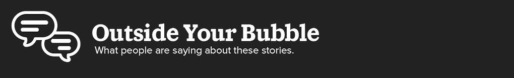 outside your bubble