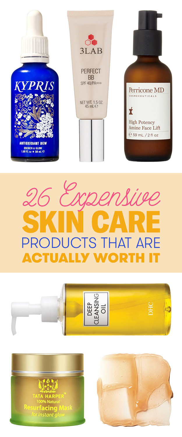23 Splurge-Worthy Skin Care Products You'll Wish You Knew About Sooner