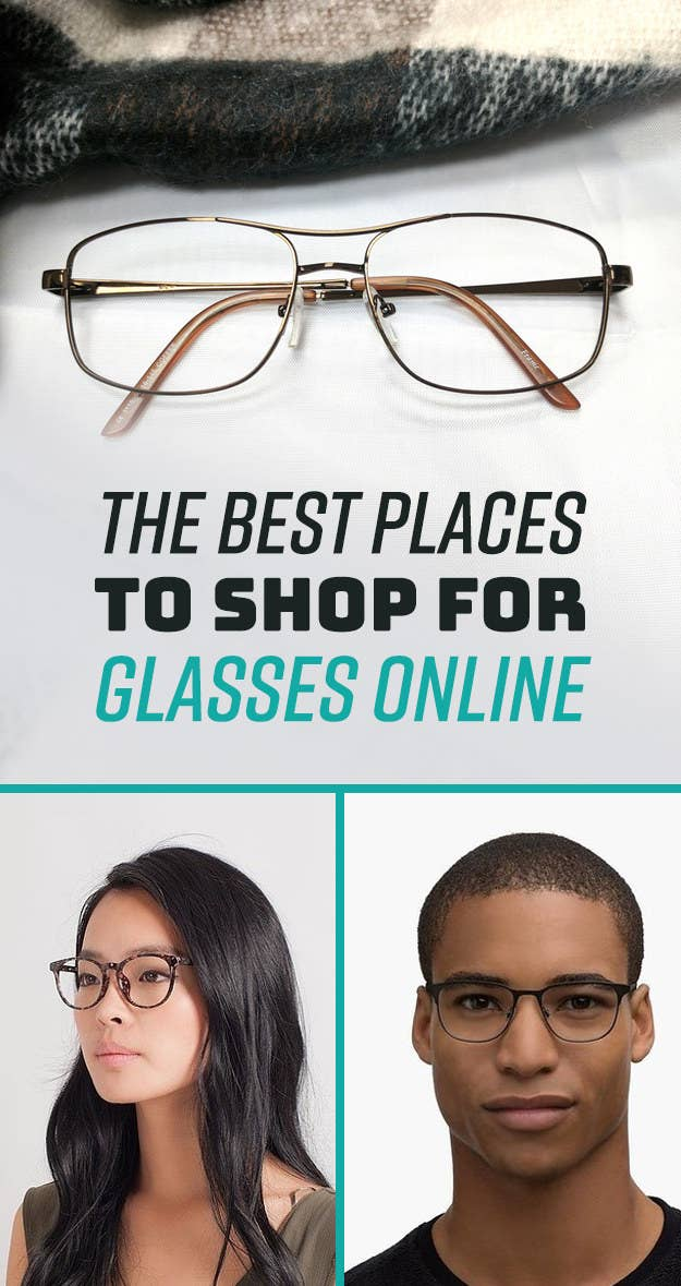 e57a3b23adc 11 Of The Best Places To Buy Cheap And Stylish Prescription Glasses Online.  I can see clearly ...