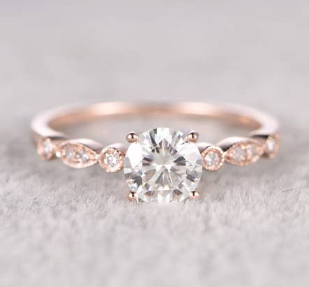 A Gemstone Bridal Ring Will Seal The Deal On Any Proposal