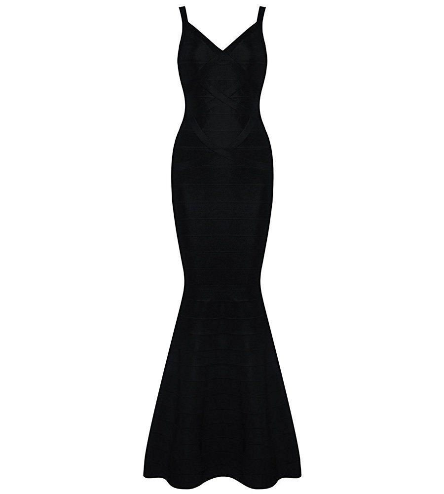 Jhs black and white dress