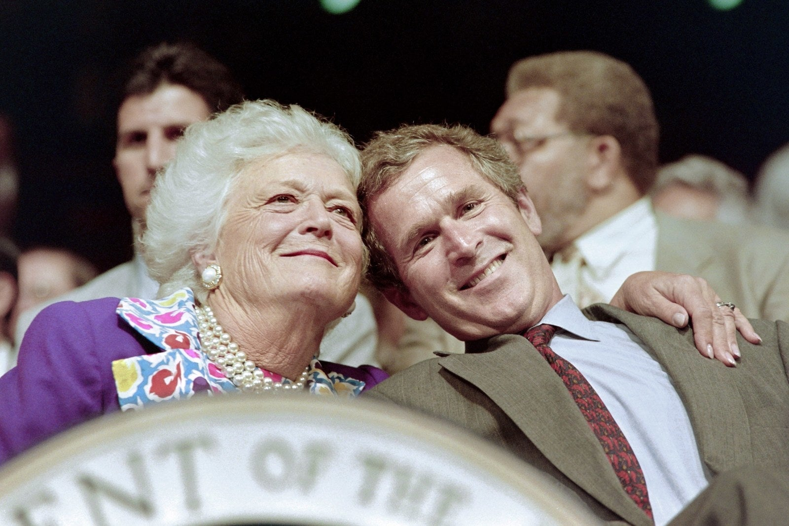The Life Of Former First Lady Barbara Bush In Photos